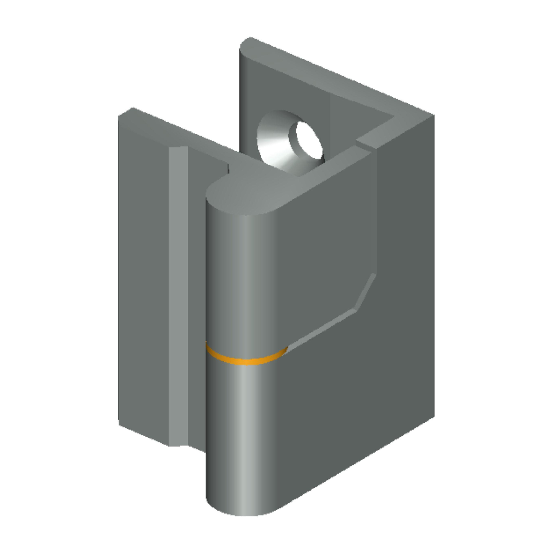 材质:锌合金铰链,不锈钢铰链,黑色pa gf夹紧销钉,不锈钢铰链和黄铜