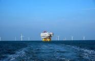 """超10家能源巨头争相布局!海上风电"""""""